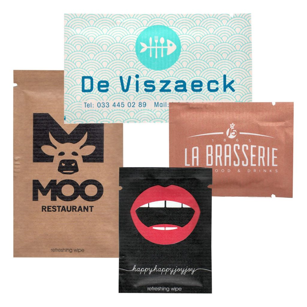 Stickpacks en sachets als promotie materiaal