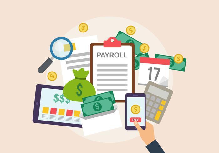 Payroll header